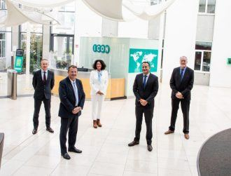 Irish clinical trials company Icon gets €4m State funding for R&D