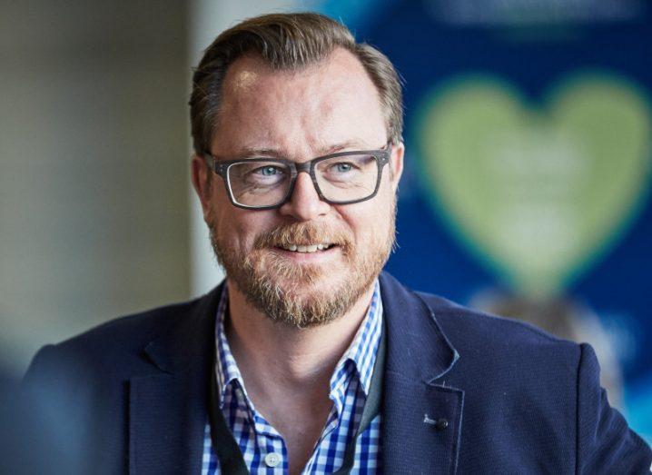Thorsten Giesecke, incoming general manager of Janssen Ireland.