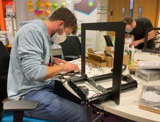 UCD makerspace creates programme for students to design the future