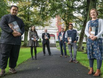 NUIG to spend €5m on research to help address global issues