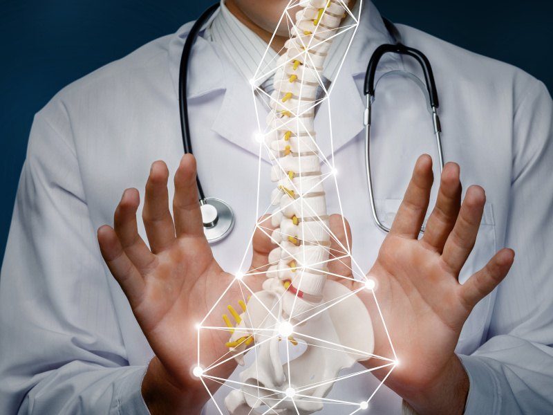 Swedish-Irish start-up backed by EU to continue its spinal surgery research