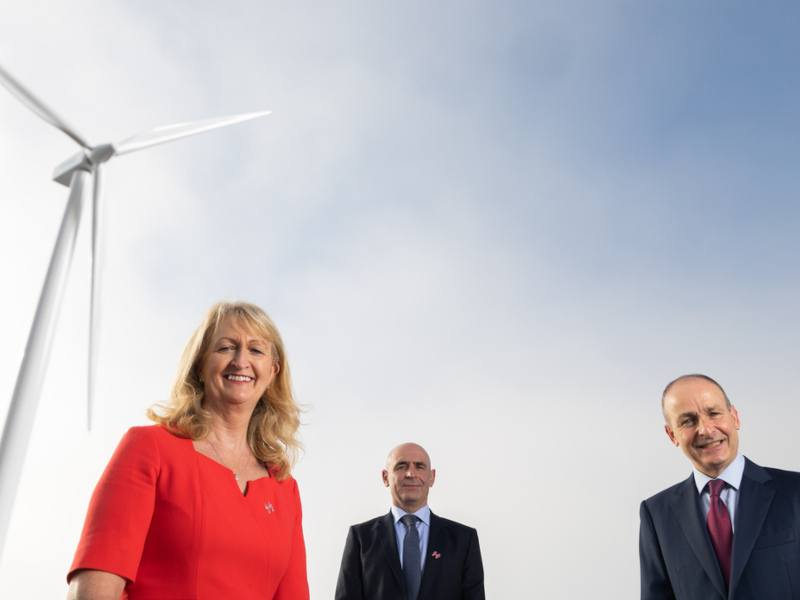 Johnson & Johnson Ireland moves to 100pc renewable electricity
