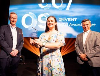 Cancer treatment tech start-up crowned overall Invent 2021 winner