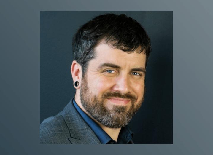 A headshot of Clark Dever from Techstars.