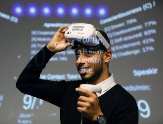 DCU gets a new virtual reality leadership lab