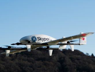Skyports drones to take flight in Ireland after green light from IAA