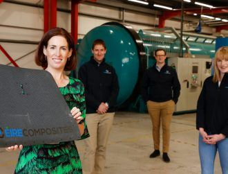40 new jobs for the Gaeltacht as ÉireComposites secures major contract