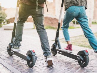 Green signal for e-scooters in Ireland after Cabinet approval