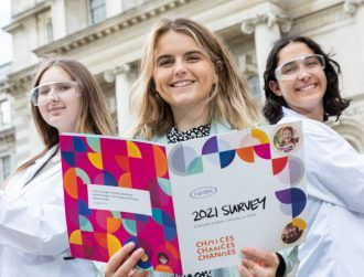 Irish girls say a lack of subject choices is a barrier to a STEM career