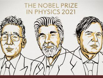 Nobel Prize for scientists who found hidden climate patterns