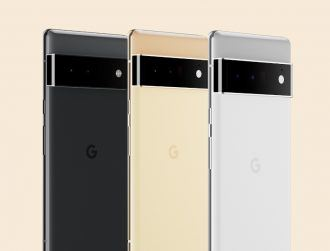Google's new Tensor-powered Pixel 6 takes aim at Samsung and Apple