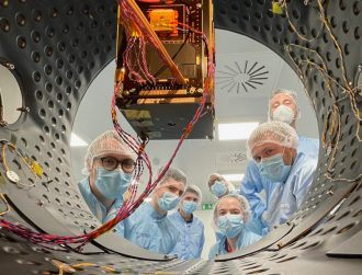 Ireland's first satellite is being tested for a planned 2022 launch